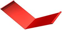Планка ендовы нижняя 298х298х2000мм