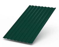 Профлист Зеленый СН-18 шир.-1.12м, длина-6м