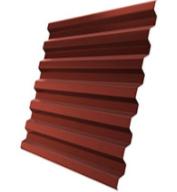 ПРОФЛИСТ коричневый   СН-20 шир.-1.15м, длин-6м