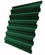 Профлист зеленый СН20 шир.-1.15 м, длин. - 6 м.
