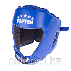 Боксерский шлем TOP TEN кожа