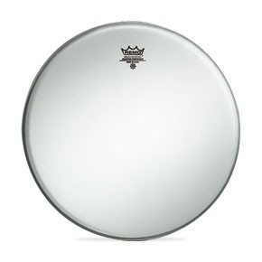 "Пластик для барабана 12""  REMO BE-0112-00- EMPEROR 12` COATED"
