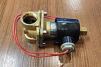 """Клапан электромагнитный 220в норм.открытый 3\4"""" металический"""