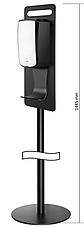 Мобильная стойка для автоматических дозаторов Breez, фото 3