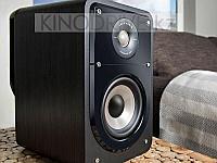 Стереопара акустической системы Polk Audio SIGNATURE S15E Черный
