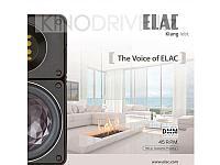 Виниловая пластинка Inakustik LP The Voice Of ELAC (LP)