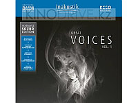 Виниловая пластинка Inakustik LP RESO: Great Voices (2 LP)