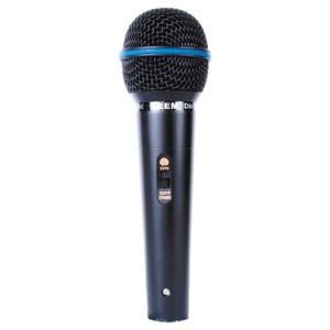 Микрофон динамический для вокалистов проводной Leem DM-300