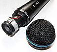 Микрофон динамический для вокалистов проводной Leem DM-300, фото 3