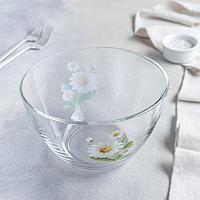 Салатник «Белые ромашки», 1,75 л, фото 1