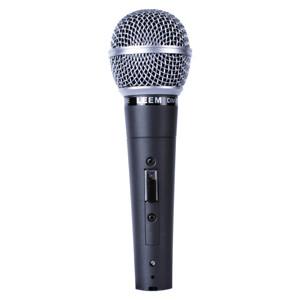 Микрофон динамический для вокалистов проводной Leem DM-302