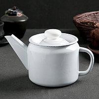 Чайник 1 л, без деколи, фото 1