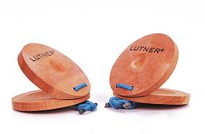 Деревянные кастаньеты Lutner G10-1