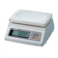 Весы товарные порционные CAS SW I-20