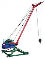 Кран «Пионер» 750 кг, стрела разборная