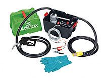 Мобильный комплект для перекачки топлива Piusibox Pro 12 V с фильтром