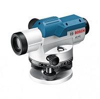 Оптический нивелир Bosch GOL 20 D + штатив BT 160 и рейка GR 500