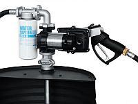 Насос для бензина с мех. пистолетом Piusi Ex DRUM EX50 230v/50HZ ATEX