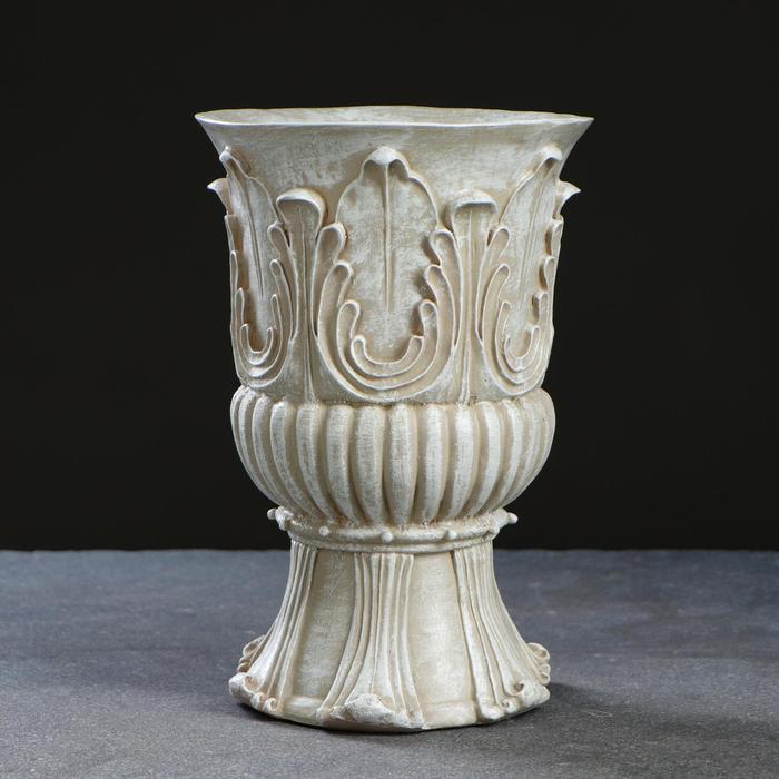 "Фигурное кашпо ""Античная ваза №3"" 25х17 см"
