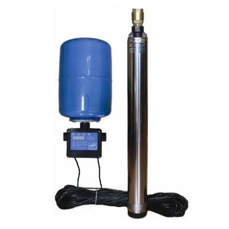 Система автоматизированного водоснабжения Водомёт ПРОФ 115/95 Ч (Частотник)