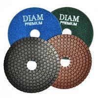 Алмазный гибкий шлифовальный круг DIAM Wet-Premium Buff
