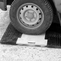 Автомобильные подкладные весы МВСК-25-А