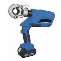 Пресс для опрессовки наконечников и гильз аккумуляторный РиКлайн ПНЭ300