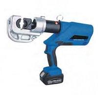 Пресс для опрессовки наконечников и гильз аккумуляторный РиКлайн ПНЭ400