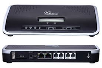 Grandstream UCM6102, IP-АТС, до 30 разговоров, до 400 пользователей,2FXO,2FXS