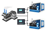 Синхронизация ДГУ 1000 кВт ComAp
