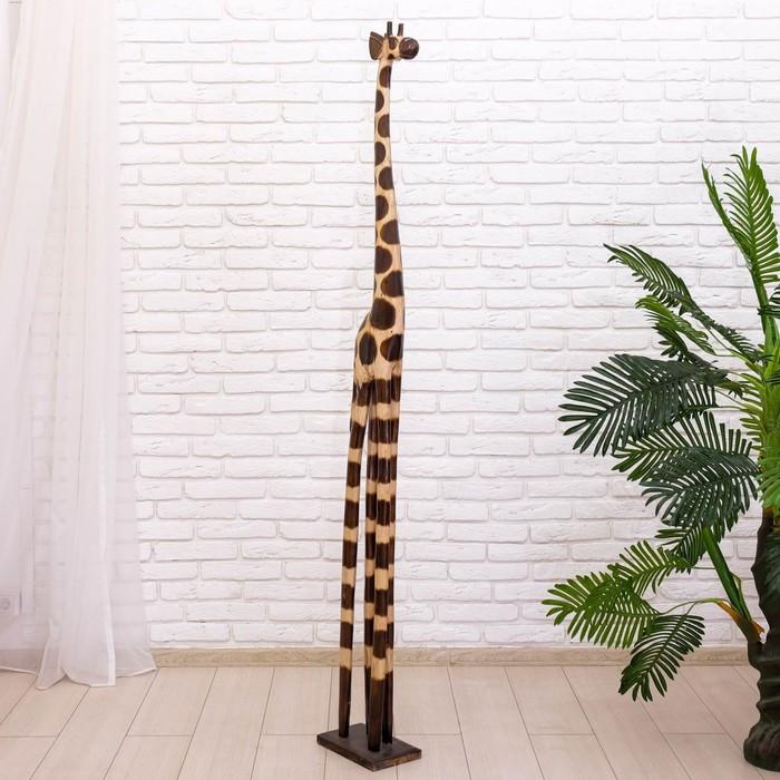 """Сувенир """"Жираф Солнце"""", 2 м"""