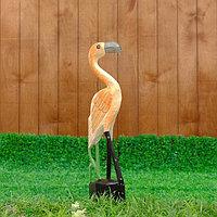 """Сувенир дерево """"Птичка"""" 11х6,5х50 см, фото 1"""