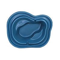 Пруд садовый пластиковый 700 л, синий