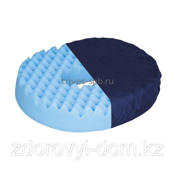 Ортопедическая подушка-кольцо с массажными элементами Т.430 (ТОП-130)