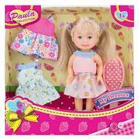 """Игровой набор """"Paula. Модница"""", блондинка"""