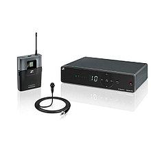 Радиосистема с петличным микрофоном , UHF (548-572 МГц), Sennheiser 506980 XSW 1-ME2-A
