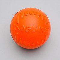 """Мяч для дрессировки """"ДогЛайк"""" большой, диаметр 10 см, фото 1"""