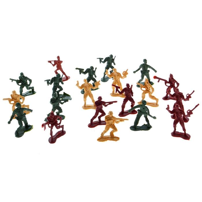 Набор солдатиков «Армия»