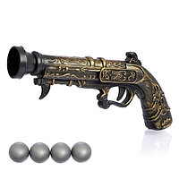 Пистолет «Пиратский мушкет», стреляет шарами