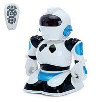 Робот радиоуправляемый «Пришелец», ездит, световые и звуковые эффекты, фото 1