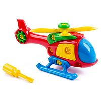 Игрушка «Конструктор-вертолет»