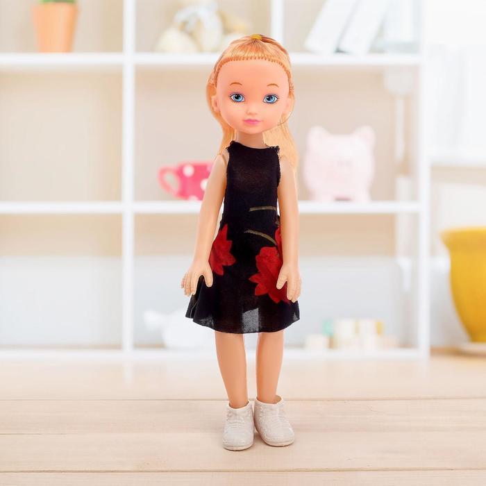 """Кукла """"Маринка"""" в платье, МИКС"""