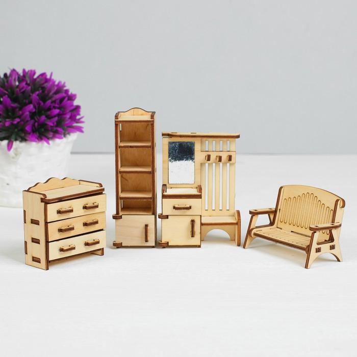Набор мебели «Прихожая», 4 предмета