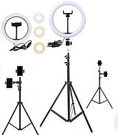 Кольцевой светодиодный LED-светильник 36см
