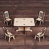 Набор кукольной мебели «Для кухни», фото 1