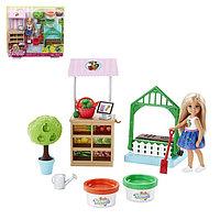 Кукла Barbie «Челси. Овощной сад», фото 1