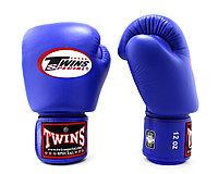 Боксерские перчатки Twins Special кожа, фото 1