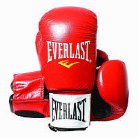 Боксерские перчатки Everlast кожа