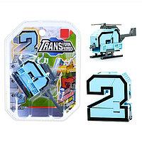 Робот-трансформер «Двойка», фото 1