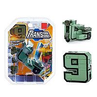 Робот-трансформер «Девятка», фото 1